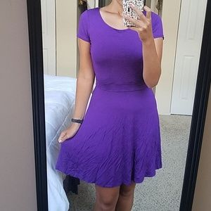 Fun Purple Dress
